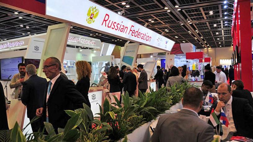 Россия представляет масштабную экспозицию на выставке Arab Health 2019 в Дубае